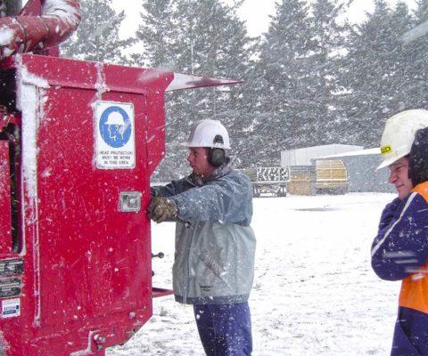 Methven 2004 cold demo day