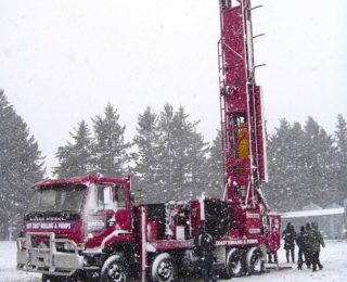 Methven snow 2004