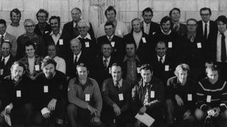 First conference 1975