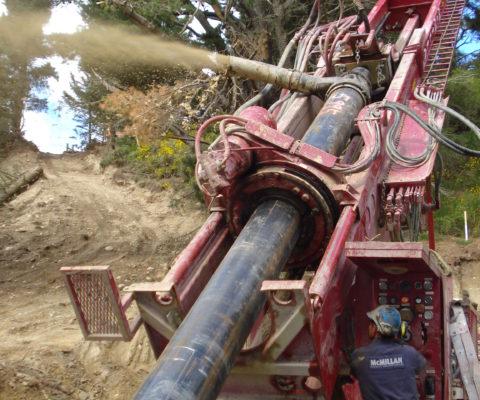 McMillans angle drilling