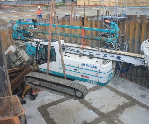 McMillans horizontal drilling